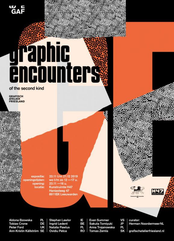 Graphic Encounters (of the second kind)